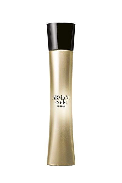 Code Femme Absolu Edp 75 ml Kadın Parfüm 3614272544444