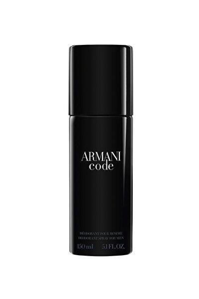 Armani Code Homme Erkek Deodorant 150 ml 3360372115595