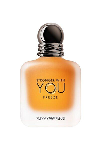 Stronger With You Freeze Erkek Eau De Toilette 50 ml 3614272889583