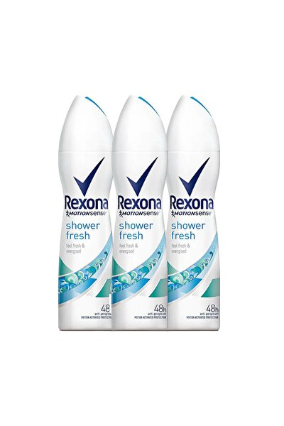 Shower Fresh 150 ml Deodorant X 3
