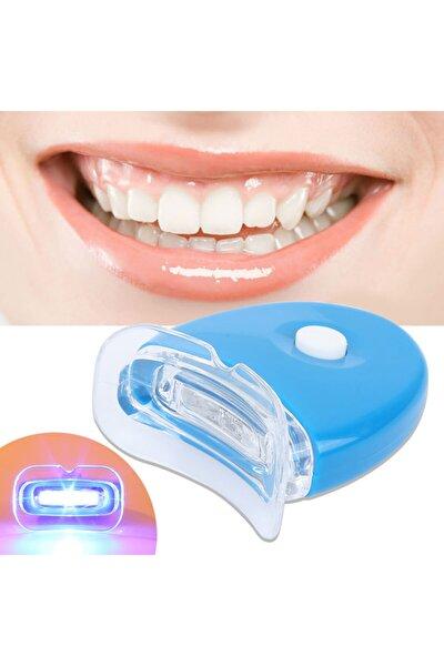 Mavi Led Diş Beyazlatma Hızlandırıcı Uv Mavi Işık Jel Ve Ağızlık