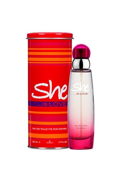 Hunca Love Edt 50 Ml Kadın Parfümü