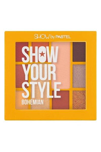 Show Your Style Eyeshadow Set Bohemian No 461 - Far Paleti  13130829
