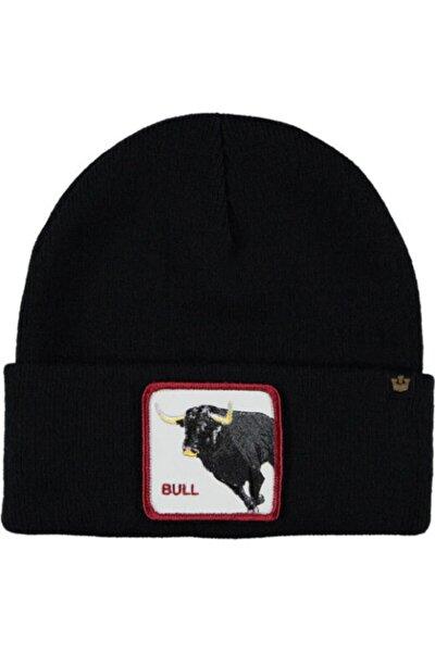 Bull Unisex Bere 107-0096 Siyah