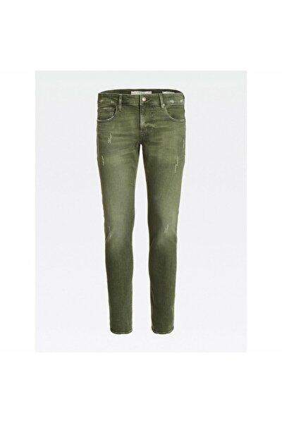 Erkek Yeşil Skinny Jeans
