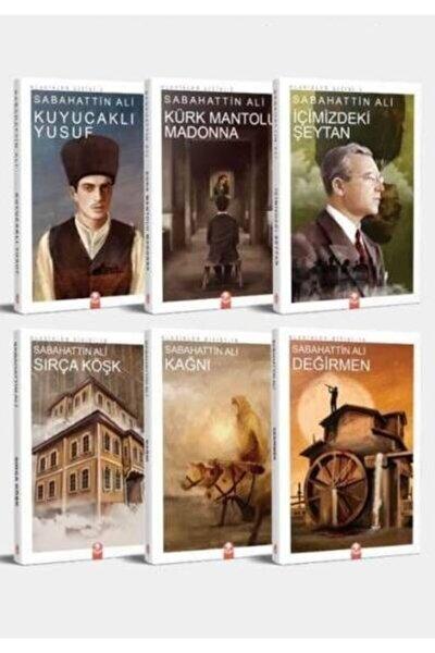 Sabahattin Ali Seti (6 Kitap)