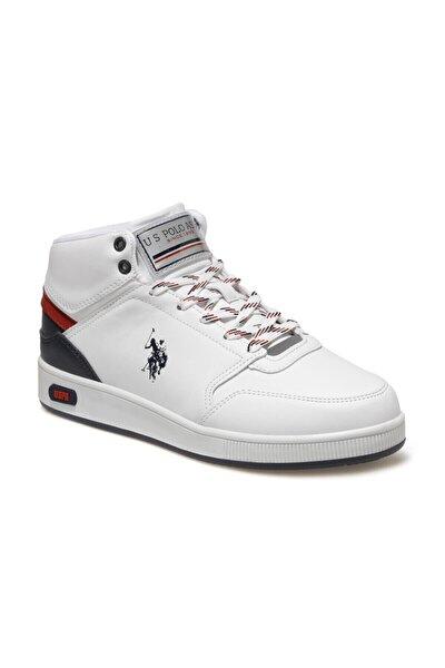 Malone Beyaz Kadın Sneaker Ayakkabı