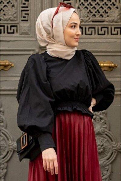 Holly Siyah Gömlek