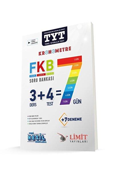 Tyt Fkb Fen Bilimleri Soru Bankası