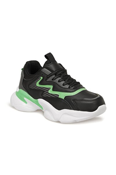 TROTTER Siyah Erkek Çocuk Yürüyüş Ayakkabısı 100534526