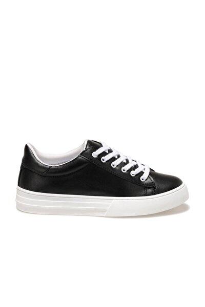 ELENA Siyah Kadın Havuz Taban Sneaker 100666673