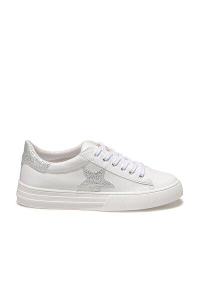 GİNEBRA Beyaz Kadın Havuz Taban Sneaker 100666771