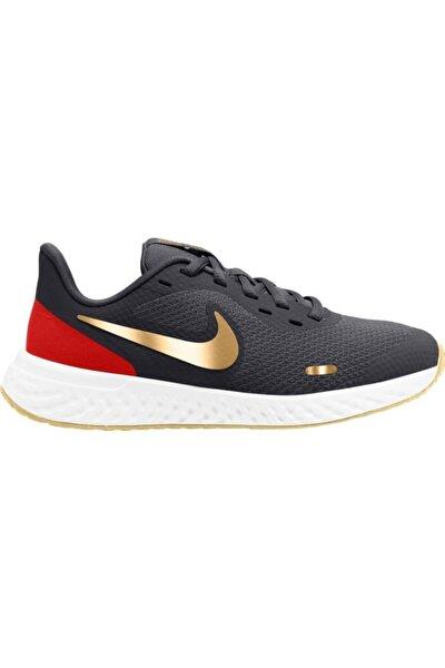 Kadın Kahverengi Nıke Revolutıon 5 Spor Ayakkabı Bq5671-016