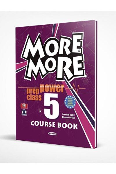 More Power Prep Class 5. Sınıf Course Book