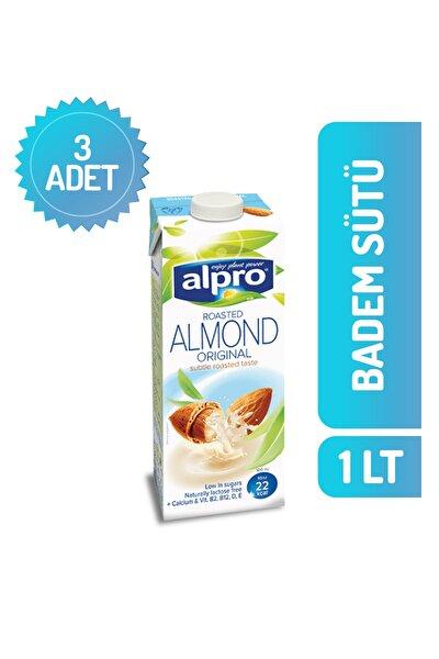 Badem Sütü 1 Lt X 3 Adet