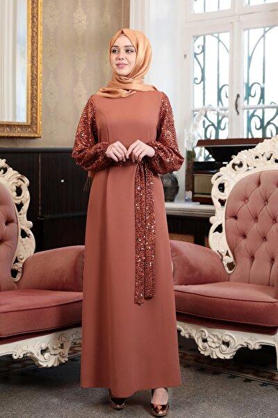 Kadın Taba Nefes Elbise