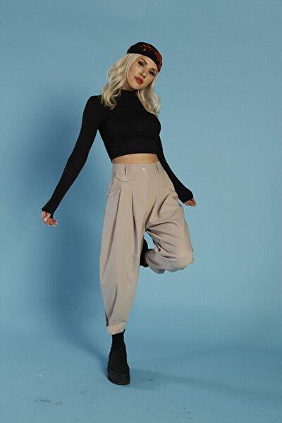 Kadın Bej Dallas Pantolon