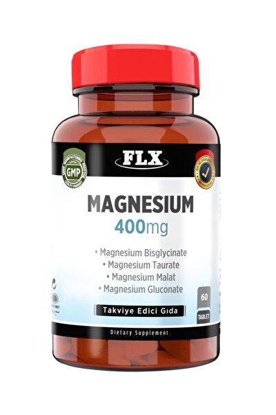 Magnezyum Bisglisinat Malat Taurat Glukonat 60 Tablet