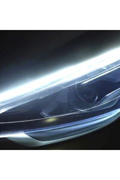 Volkswagen Scirocco Far Üstü Veya Far Içi Kayar Sinyalli Gündüz Ledi 60cm