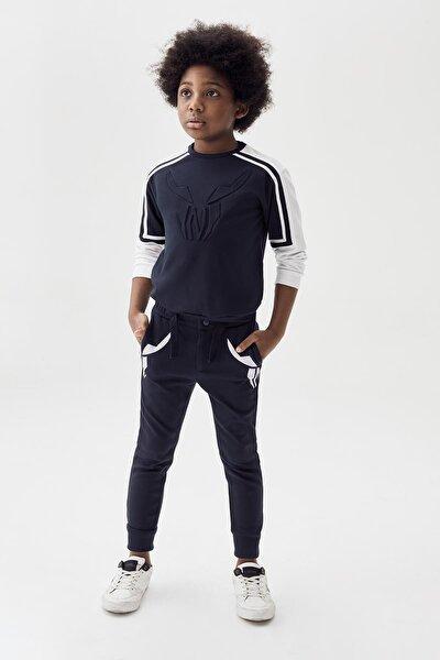 Erkek Çocuk Lacivert Pantolon 20PFWNB3204