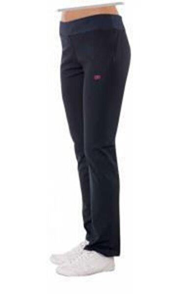 Kadın Lacivert Spor Yüksek Bel Pantolon 2150