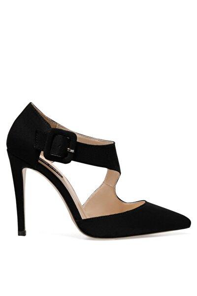 ESTELA Siyah Kadın Topuklu Sandalet 100555875