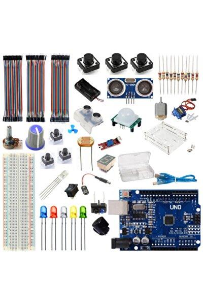 Başlangıç Seti Uno R3 Micro 38 Parça 149 Adet