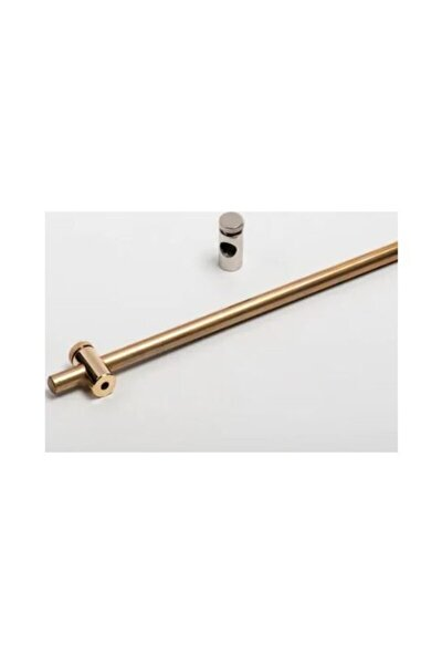 Altın  Alüminyum Briz Çubuğu 1 Adet 120 cm