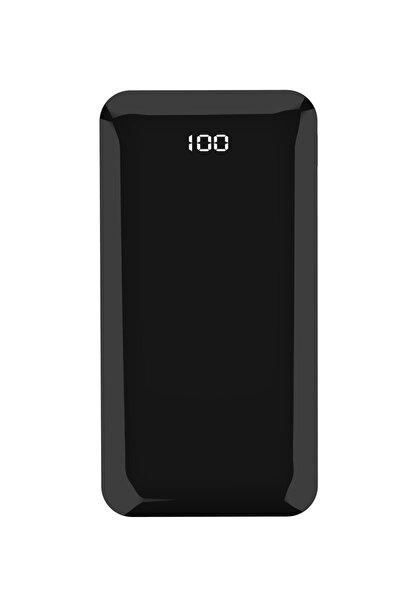 10.000mAh Prime Dijital Göstergeli Taşınabilir Şarj Cihazı Powerbank