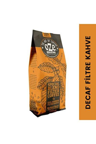 Kafeinsiz Decaf Filtre Kahve 250 Gr / French Press Için Öğütülmüş