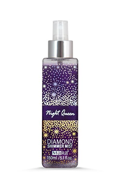 Night Queen Diamond Shimmer Mist