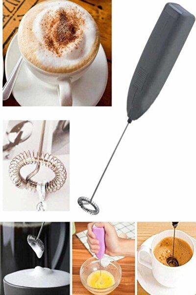Kahve&süt Köpürtücü, Pilli Karıştırıcı