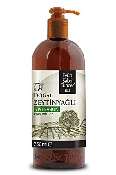 Doğal Zeytinyağlı Sıvı Sabun 750 Ml
