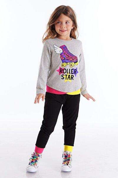 Roller Star Kız Pantolon Takım
