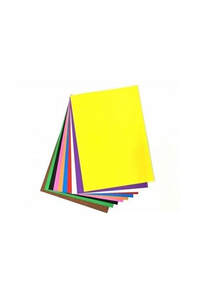 A4 Elişi Kağıdı Poşetli 10 Renk San304 ( Kırtasiye)