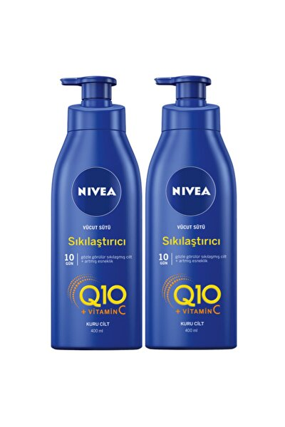 Nıvea Q10 Sıkılaştırıcı Vücut Sütü 400 ml