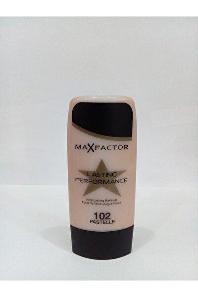 Max Factor Uzun Süre Kalıcı Sıvı Fondöten - Lasting Performance Foundation 102 Pastelle