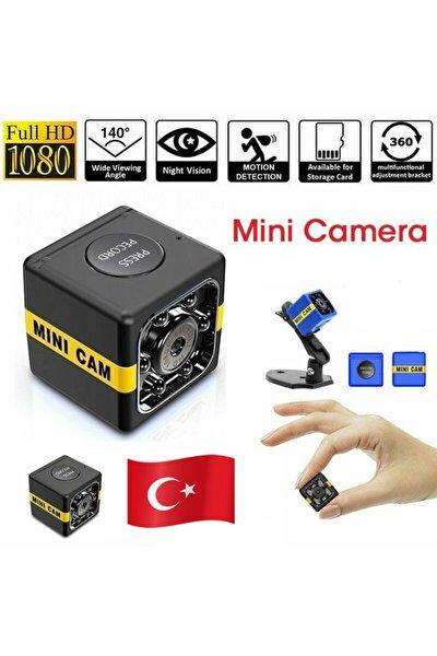 Yeni Sq11 Pro Mini Kamera Hareket Sensörlü Fullhd Gerçek 1080p Huawei Hisilicon