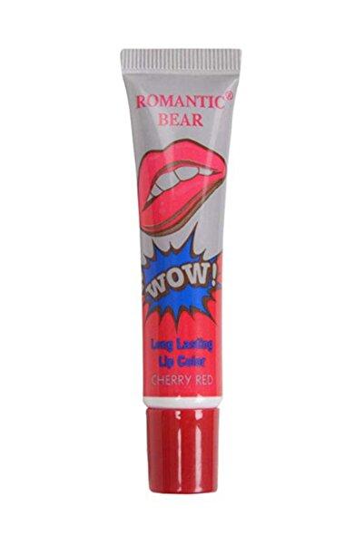 Romantic Bear Soyulan Ruj Cherry Red 15g 6970734250092-rb