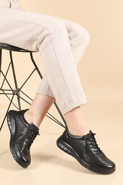 Günlük Deri Syh Nata Kadın Spor Ayakkabı V-7837