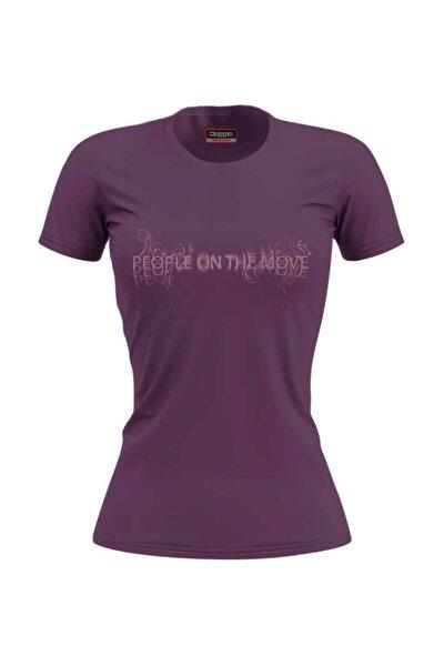 304ı4o0-849 Kadın Baskılı T-shirt Bıedı