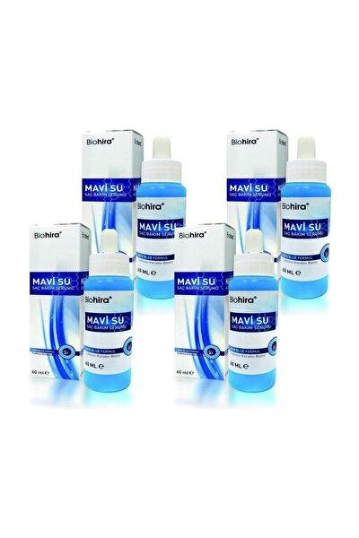 Biohira Mavi Su Saç Bakım Serumu 60 ml 4 Adet 8694517008974