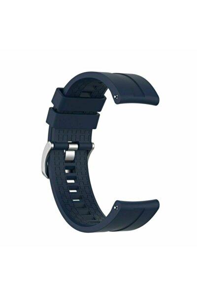 Huawei Watch 3 Pro (22mm) Için Standart Silikon Kayış-kordon
