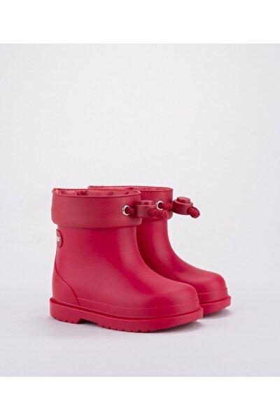 Bimbi Euri Çocuk Yağmur Çizmesi / Rojo-red