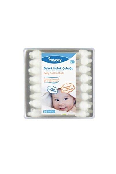 Bebek Kulak Çubuğu - 56 Adet
