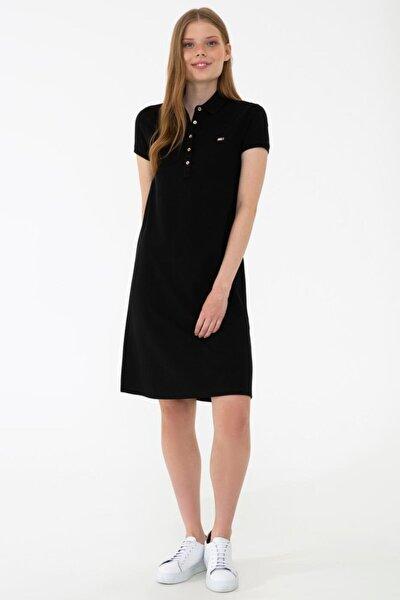 Us Polo Assn Siyah Kadın Elbise G082gl075.000.1348255