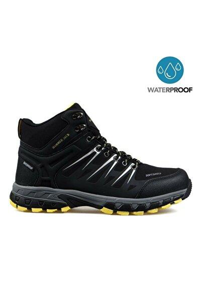 Waterproof Unısex Bot Sarı Siyah