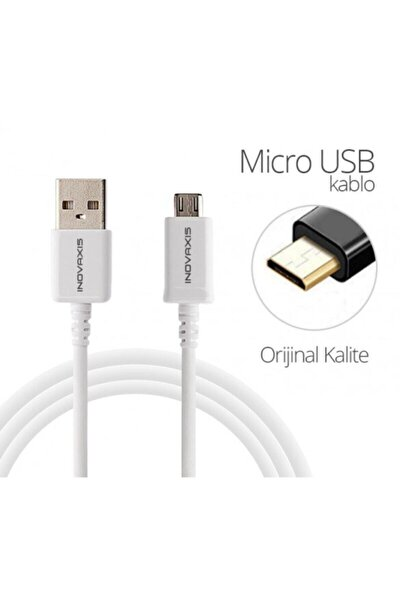 Android Micro Usb Hızlı Şarj Ve Data Kablosu 3a