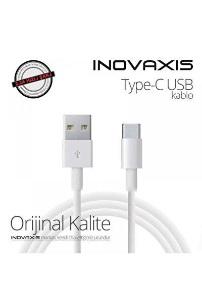 Type-c Kablo Huawei Samsung Glaxy Xiaomi Lg 1metre Kablo