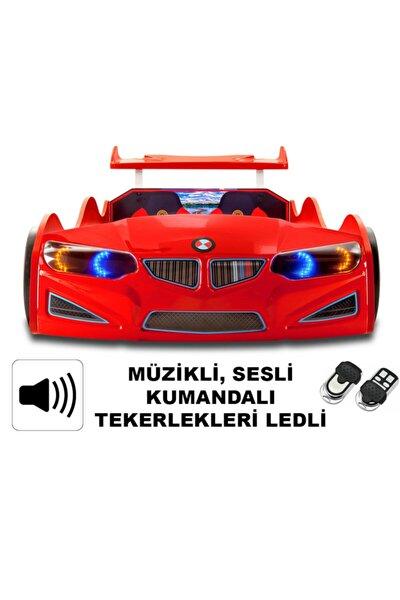 Bmw - Full - Arabalı Yatak Araba Karyola - M7 Serisi